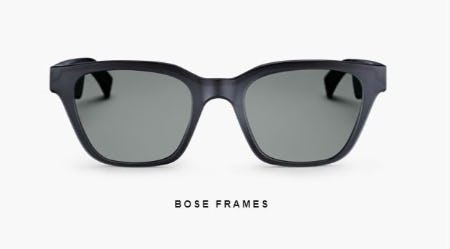 Bose Frames: A Classic Look on a Timeless Holiday