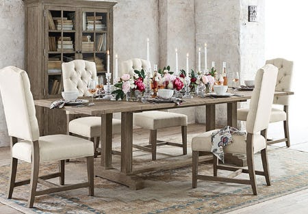The Livingston Collection from Pottery Barn