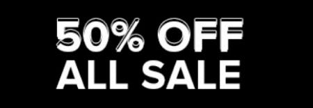 50% Off All Sale from Fashion To Figure