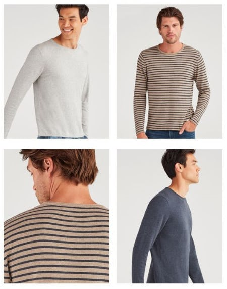 The Riviera Sweater from 7 for All Mankind
