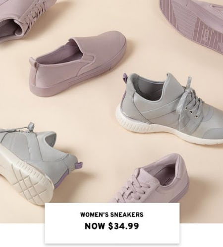 $34.99 Women's Sneakers from Spring