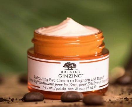 The GinZing Refreshing Eye Cream from Origins