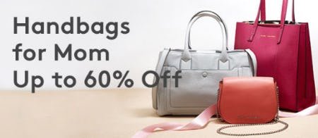Up to 60% Off Handbags from Nordstrom Rack