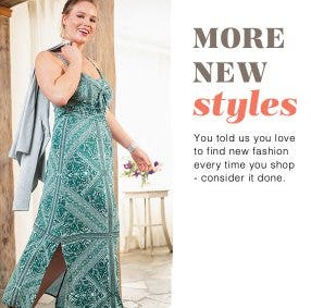 Shop 100s of New Arrivals from maurices