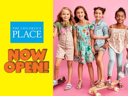 Get $10 Off! from The Children's Place