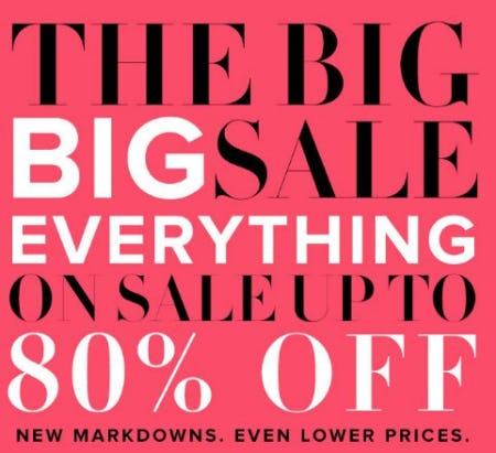 Everything on Sale up to 80% Off from New York & Company