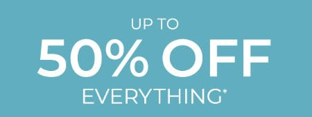 Up to 50% Off Everything from Chico's