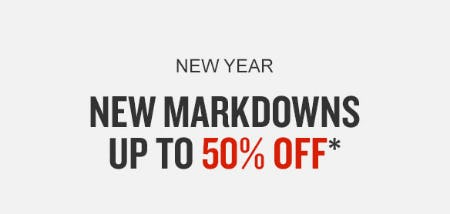 Up to 50% Off New Markdowns from Finish Line