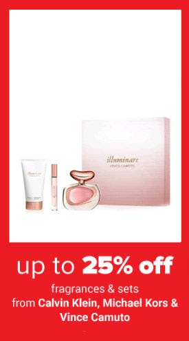 Up to 25% Off Fragrances & Sets from Belk