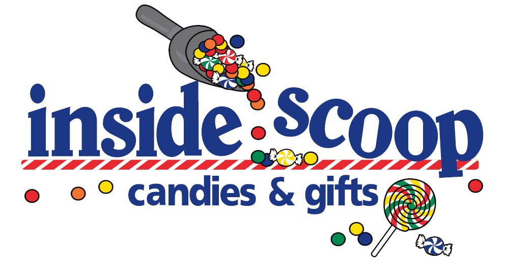 Inside Scoop Candy logo