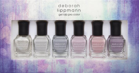 Deborah Lippmann Shades of Cool 6-Piece Set from Blue Mercury