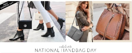 National Handbag Day - FREE GIFT! from Brighton Collectibles
