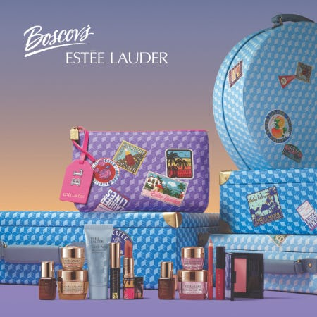 Estée Lauder Gift with Purchase at Boscov's