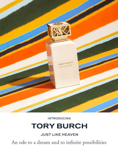 Tory Burch Just Like Heaven from Tory Burch