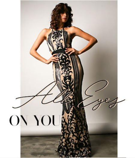 All Eyes on You from Angl