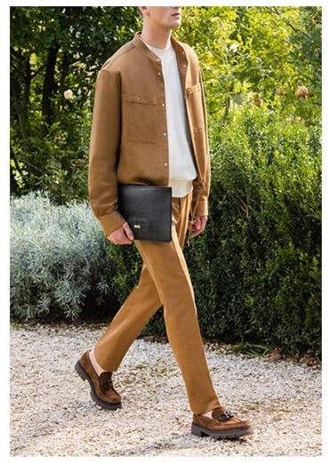 Step Toward the New Season from Salvatore Ferragamo