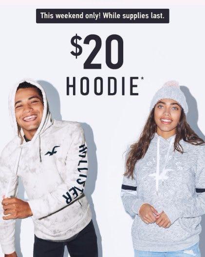 $20 Hoodie