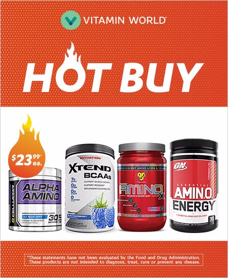 Sports Hot Buys