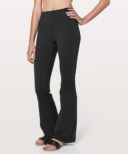 "Groove Pant Flare 32"" from lululemon"