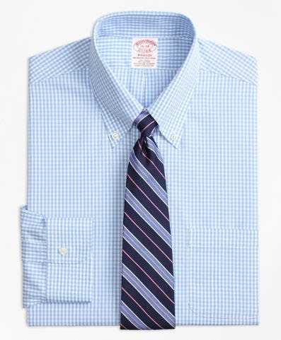 Stretch Madison Classic-Fit Dress Shirt from Brooks Brothers