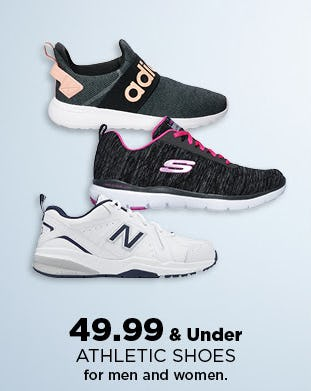 $49.99 & Under Athletic Shoes from Kohl's