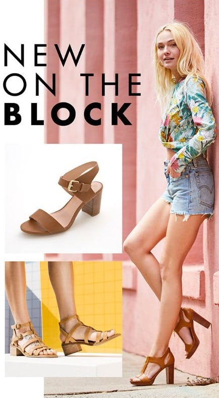 The Comfiest Block Heels from DSW Shoes