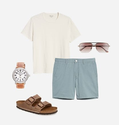 Your Summer Uniform from Nordstrom