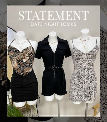 Statement Date Night Looks from Windsor