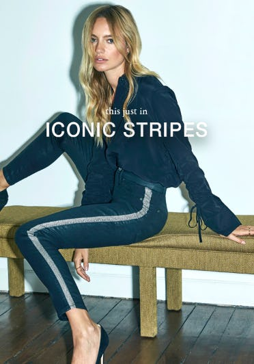 New Side Stripe Denim from 7 for All Mankind