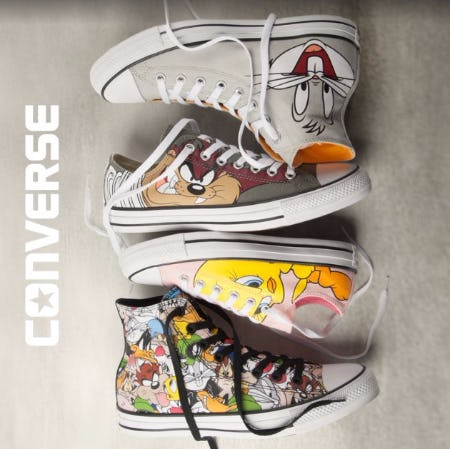 Converse Chuck Taylor All Star Looney Tunes Sneakers