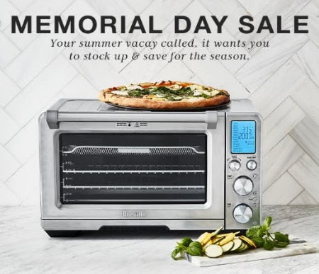 Memorial Day Sale from macy's
