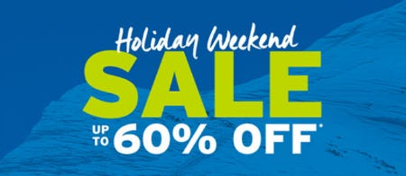 Holiday Weekend Sale: Up to 60% off from Eddie Bauer