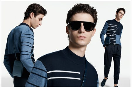 BOSS Sweaters: The Options Are Limitless from Boss