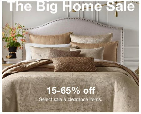 15-65% Off Select Sale & Clearance Items from macy's