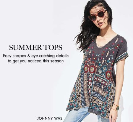 The Summer Tops from Neiman Marcus