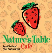 Nature's Table                           Logo