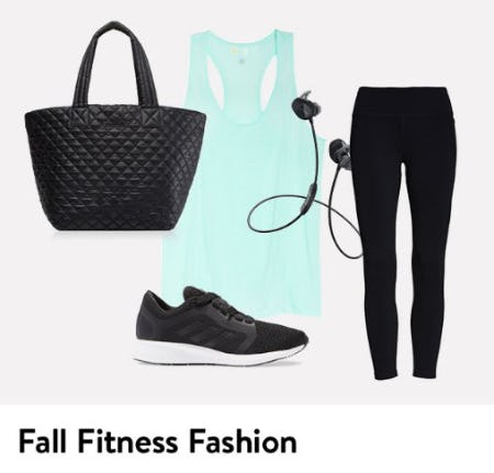 Workout Gear for Fall