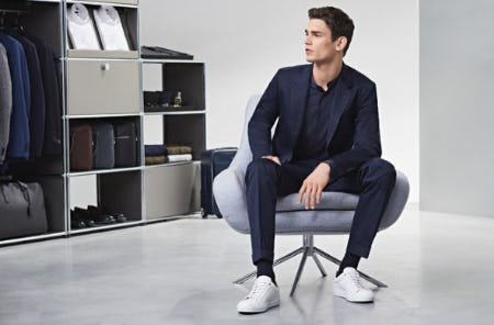 New Season, New Wardrobe from BOSS Hugo Boss