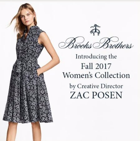 Introducing the Fall 2017 Women's Collection