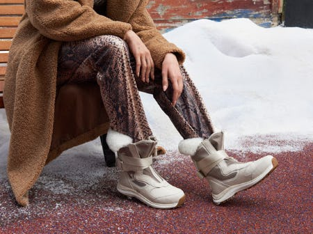 The Tahoe Boot from Ugg