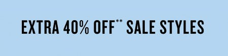 Extra 40% Off Sale Styles from Loft