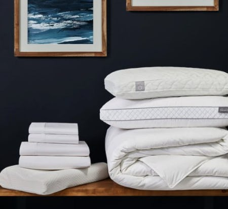 25% Off Pillows & Bedding from Tempur-Pedic