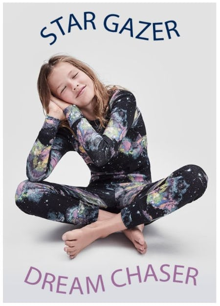 Dream On in Comfy PJs from Gap