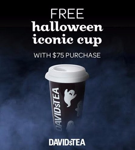 Free Halloween Iconic Cup