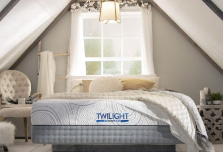 The Twilight Mattress from Bob's Discount Furniture