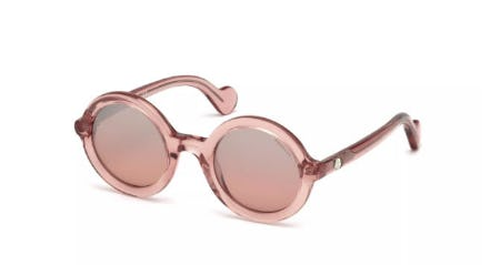 Moncler ML0005 Round Sunglasses from Solstice Sunglass Boutique