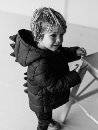 Warm Coats from ZARA