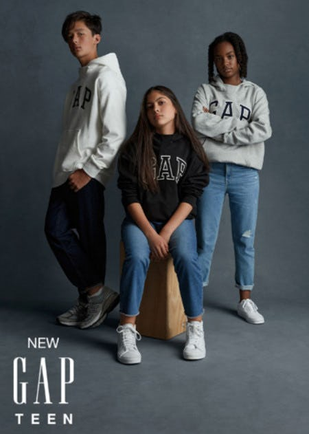 Discover the New GAP Teen from Gap