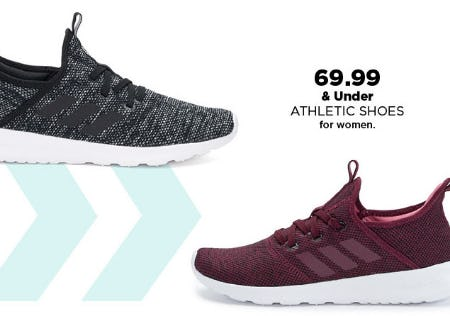 $69.99 & Under Athletic Shoes For Women from Kohl's