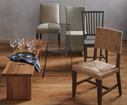 The Dining Seating Sale up to 20% Off